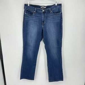 Levi's 414 Relaxed Straight Jeans Women's Size 18W